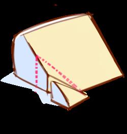 découpe des fromages hollandais