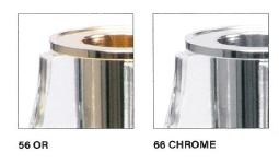Chandelier or ou chrome